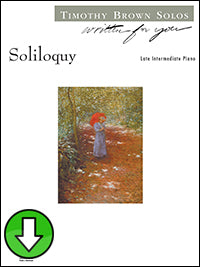 Soliloquy (Digital Download)