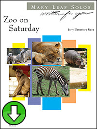 Zoo on Saturday (Digital Download)