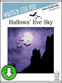 Hallow's Eve Sky (Digital Download)