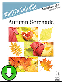 Autumn Serenade (Digital Download)