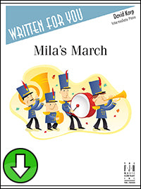 Mila's March (Digital Download)