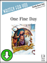 One Fine Day (Digital Download)