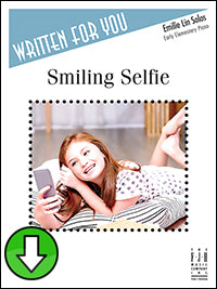 Smiling Selfie (Digital Download)