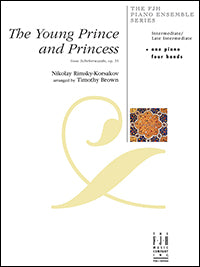 The Young Prince and Princess from Rimsky-Korsakov's Scheherazade