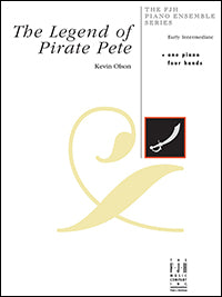 The Legend of Pirate Pete