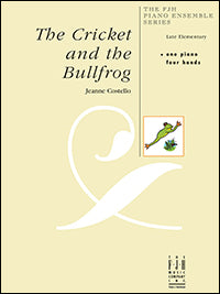 The Cricket and the Bullfrog