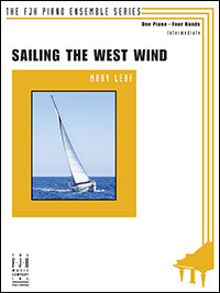 Sailing the West Wind