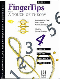 FingerTips With a Touch of Theory, Book 4