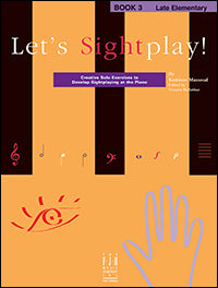 Let's Sightplay! Book 3