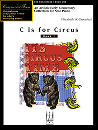 C is for Circus, Book 1