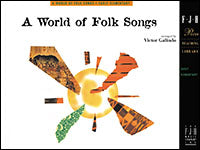 A World of Folk Songs, Book 1