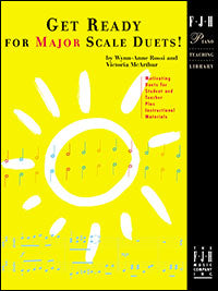 Get Ready for Major Scale Duets!