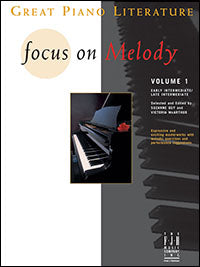 Focus on Melody, Volume 1