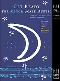 Get Ready for Minor Scale Duets!