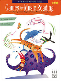 Games for Music Reading, Book 1
