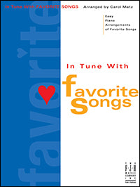 In Tune With Favorite Songs