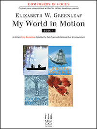 My World in Motion, Book 1