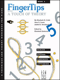 FingerTips With a Touch of Theory, Book 5