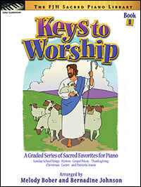 Keys to Worship, Book 1