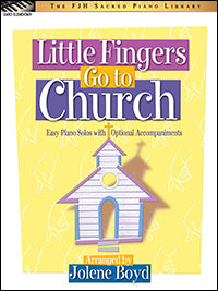 Little Fingers Go to Church