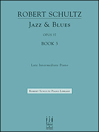 Jazz and Blues Book 3