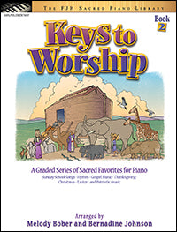 Keys to Worship, Book 2