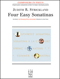 Four Easy Sonatinas