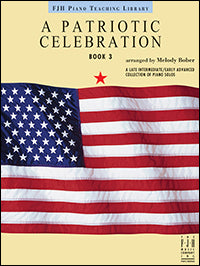 A Patriotic Celebration, Book 3