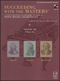 Succeeding with the Masters, Classical Era, Volume One