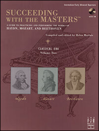 Succeeding with the Masters, Classical Era, Volume Two