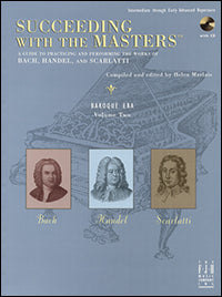 Succeeding with the Masters, Baroque Era, Volume Two