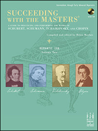 Succeeding with the Masters, Romantic Era, Volume Two