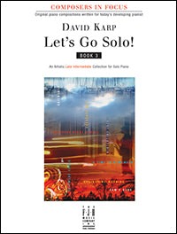 Let's Go Solo!, Book 3