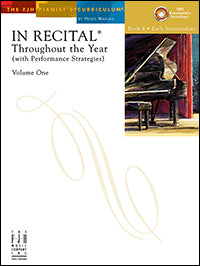 In Recital Throughout the Year, Volume One, Book 4