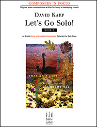Let's Go Solo! Book 2