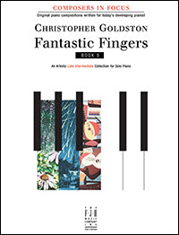 Fantastic Fingers, Book 5