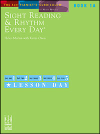 Sight Reading and Rhythm Every Day, Book 1A