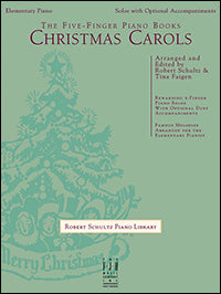 The Five-Finger Piano Books: Christmas Carols