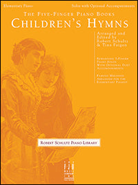 The Five-Finger Piano Children's Hymns
