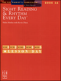 Sight Reading and Rhythm Every Day, Book 2A