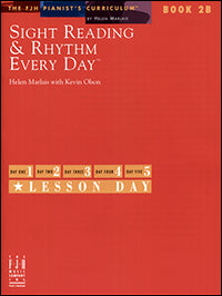 Sight Reading and Rhythm Every Day, Book 2B