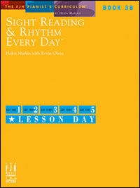 Sight Reading and Rhythm Every Day, Book 3B