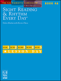 Sight Reading and Rhythm Every Day, Book 4A
