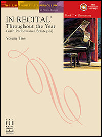 In Recital Throughout the Year, Volume Two, Book 2