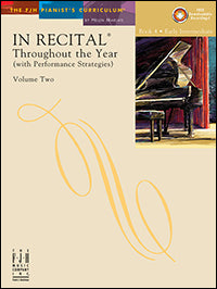 In Recital Throughout the Year, Volume Two, Book 4