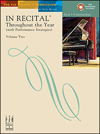 In Recital Throughout the Year, Volume Two, Book 5