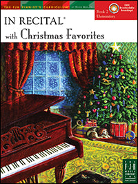 In Recital with Christmas Favorites, Book 2