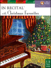 In Recital with Christmas Favorites, Book 3