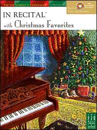 In Recital with Christmas Favorites, Book 4