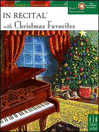 In Recital with Christmas Favorites, Book 5